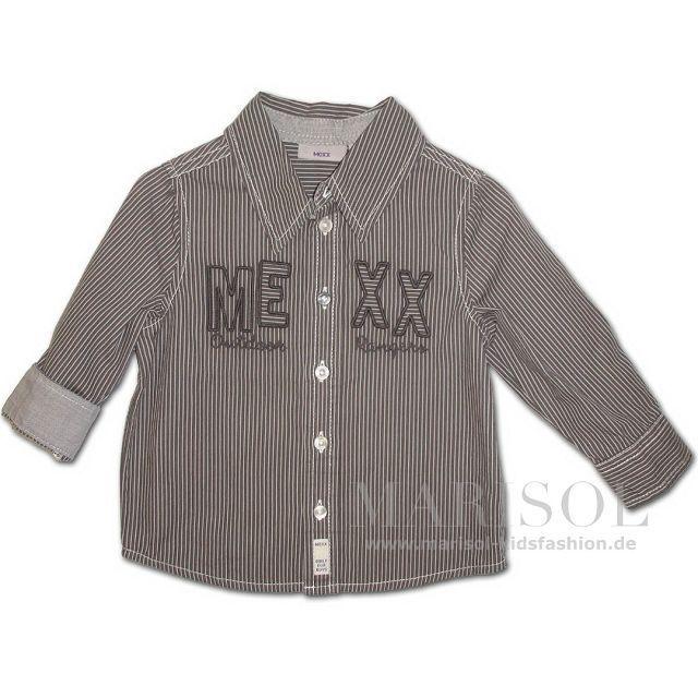 6da19acc678 MEXX Hemd Baby striped - Marisol-Kidsfashion
