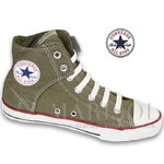 CONVERSE Chucks CT EASY HI OLIVE DENIM