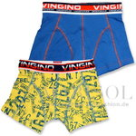 Vingino Shorts PRINTED 2 er Pack