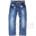 Blue Effect Jeans regular hellblau