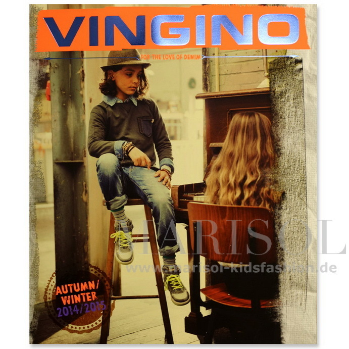 Vingino Katalog Herbst Winter 201415