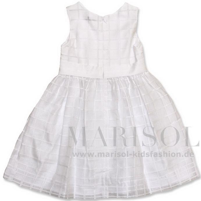 separation shoes b0ea1 ec959 Mayoral festliches Kleid Karo weiß