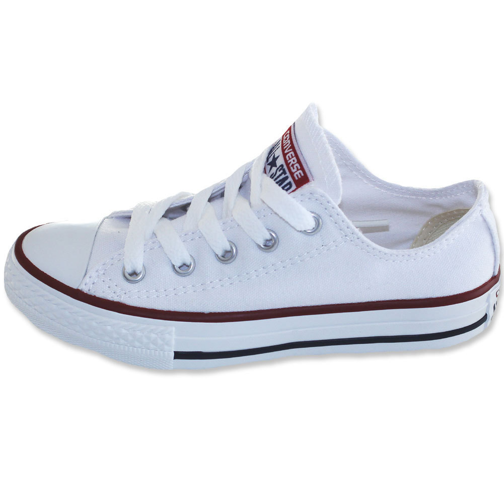 more photos a8921 6398d Converse Chucks flach weiss