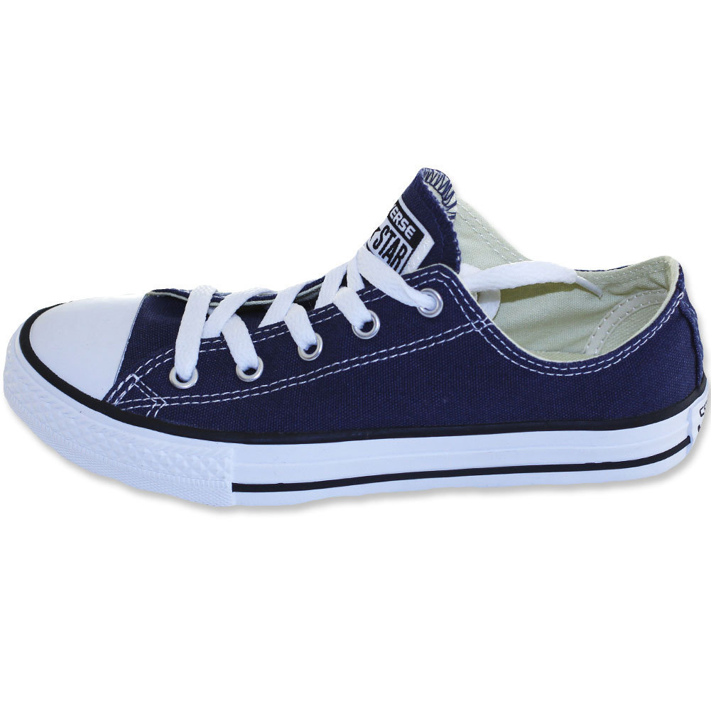 converse chucks ct flach blau turnschuhe. Black Bedroom Furniture Sets. Home Design Ideas