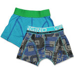 Vingino Shorts Five 2 er Pack multicolor