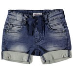 Babyface Jungen Jogg Denim Shorts blue
