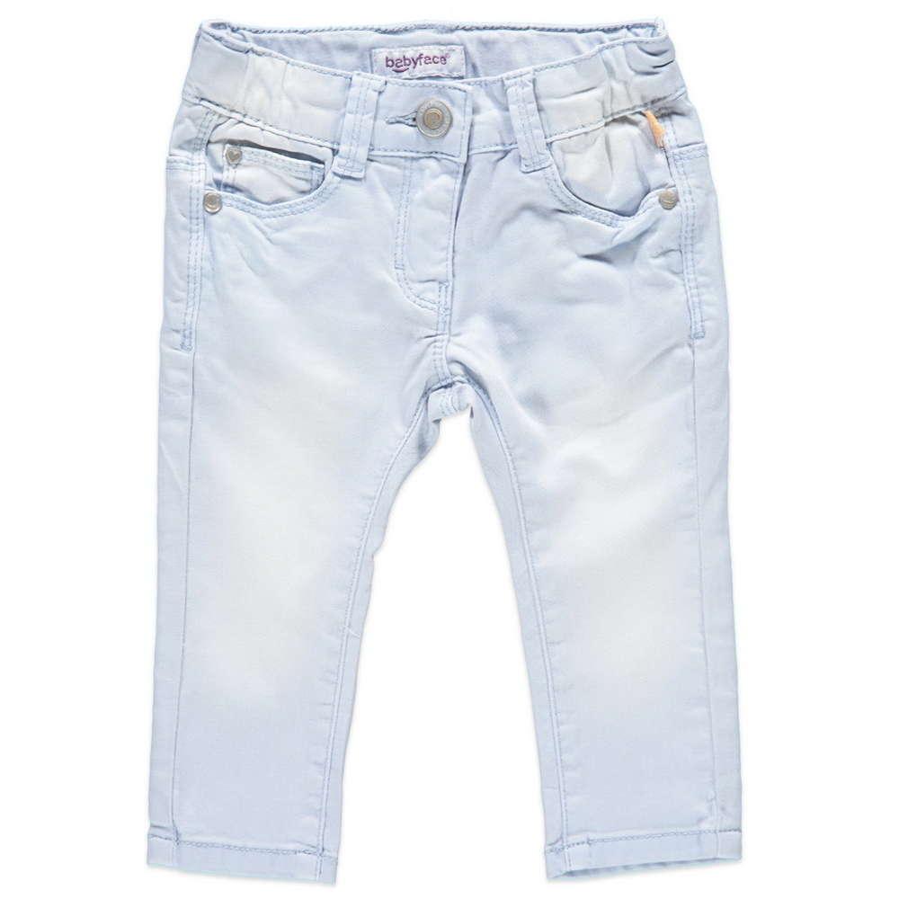 echt kaufen komplettes Angebot an Artikeln Markenqualität Babyface Mädchen Jogg Jeans sky