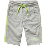 Vingino Ryenzo Sweat Bermuda light grey