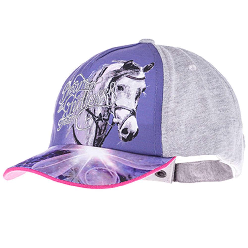 MaxiMo Basecap Pferd lavendel - Marisol-Kidsfashion 3e2ec3dbcf6