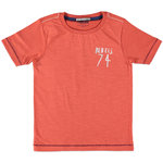Blue Rebel T-Shirt REBELS jaffa orange