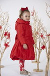 A-Dee Jen Wintermantel red