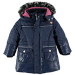 Babyface Wintermantel dark blue