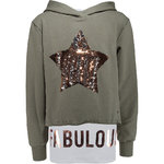 Blue Effect Sweatshirt 2 teilig olive