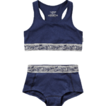 Vingino Set Melemel Bra & Shorts capri blue