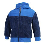Color Kids Fleecejacke Katty estate blue