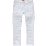 Vingino Caitlin Jeans destroyed white