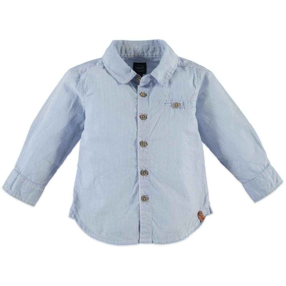 factory price a3ee8 67288 Babyface festliches Hemd gestreift light blue