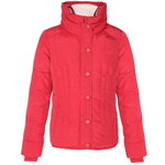 Geisha Winterjacke red