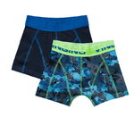 Vingino City Shorts 2 Pack dark blue