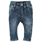 Babyface Newborn Jogg Jeans blue denim