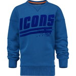 Vingino Necho Icons Sweatshirt pool blue