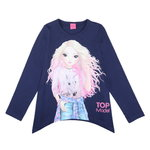 Top Model Shirt Candy navy