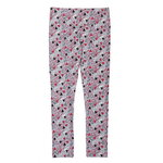Disney Minnie Mouse gemusterte Legging grey