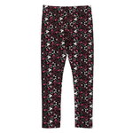 Disney Minnie Mouse gemusterte Legging black
