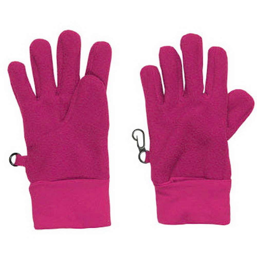 MaxiMo Fleece Fingerhandschuh fuchsia - Marisol-Kidsfashion 198d7707a8f5