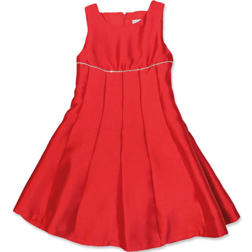 2019 authentisch zur Freigabe auswählen Trennschuhe Mayoral festliches Kleid Glitzersteine rot