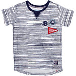 Quapi Saim T-Shirt navy stripe