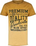 Blue Effect T-Shirt premium dotter