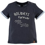 Babyface T-Shirt Holiday forever ink blue