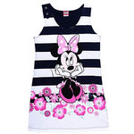 Disney Minnie Mouse Kleid navy gestreift