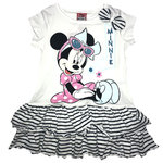 Disney Minnie Mouse Kleid weiß