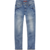Vingino Apache Skinny Jeans Flex Fit mid blue wash