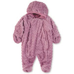 Sterntaler Baby Teddy Overall lila