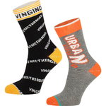 Vingino Viza Socken 2 Pack multicolor yellow