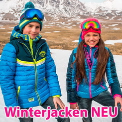 Winterjacken-NEU