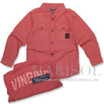 Vingino LENCHO Hemd dusty red