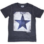 Converse T-Shirt Star black