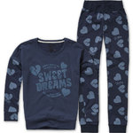 Vingino Willemijn Pyjama dark blue