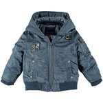 Babyface Winterjacke steel blue