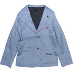 Mr Woods festlicher Blazer light blue