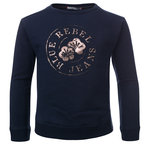 Blue Rebel Sweatshirt navy