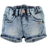 Babyface Jeans Shorts light blue denim