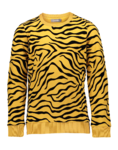 Geisha Sweatshirt bi color tiger corn