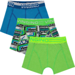 Vingino Original Boxershorts 3 Pack neon green