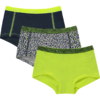 Vingino Leopardacid Shorts 3 Pack grey mele
