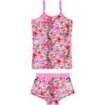 Vingino Tropical Set neon pink